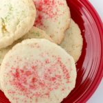 The lightest and flakiest sugar cookies on the planet. Warning: They're addictive!
