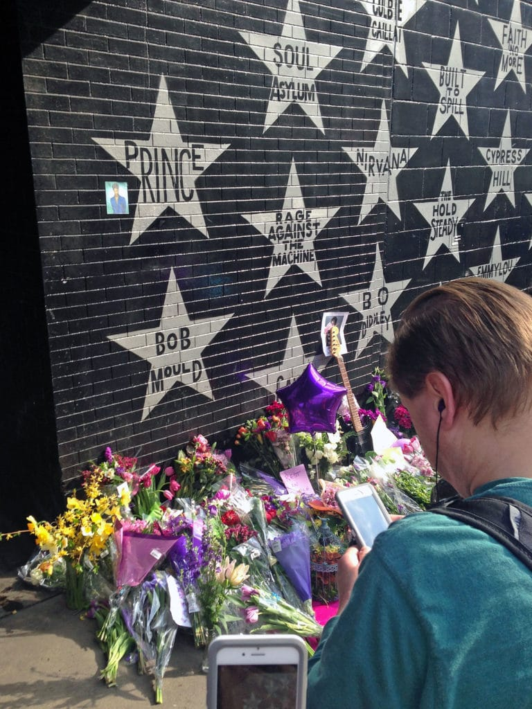 the day prince died