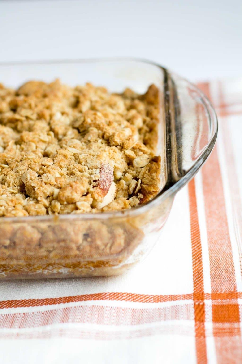 All Recipes Apple Crisp Cake Mix