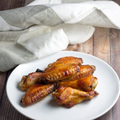 Easy Oven-Baked Asian Chicken Wings