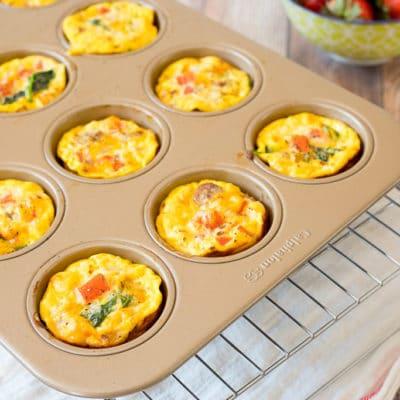 Egg Bake Muffins
